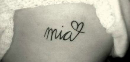 Tattoo Mother Daughter Symbol Kid Names 67 Best Ideas