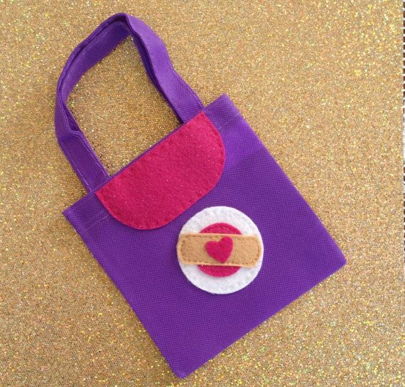 Hey, I found this really awesome Etsy listing at https://www.etsy.com/listing/168379676/doc-mcstuffins-inspired-favor-bag