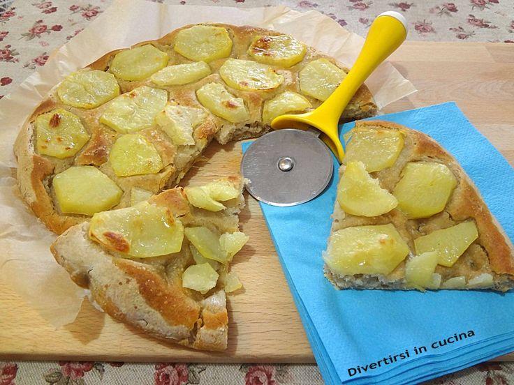 Ricetta focaccia con esubero di pasta madre Divertirsi in cucina