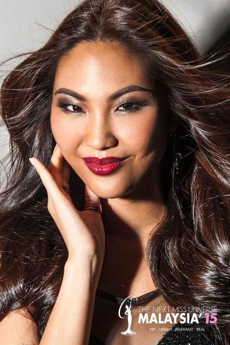 #PaulineThong - Pauline Thong contestant Miss Universe Malaysia 2015 Photo Gallery