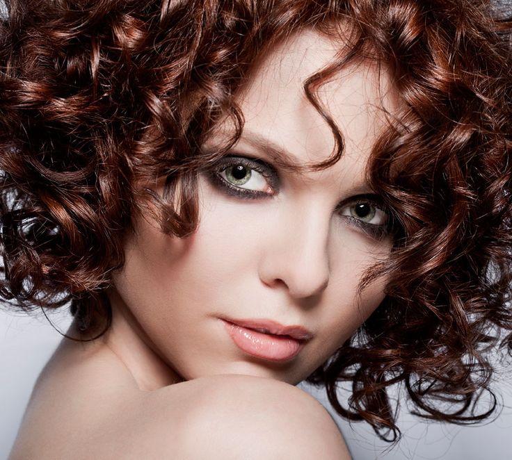 resultado de imagen para cortes de cabello modernos cortos para cabello chino