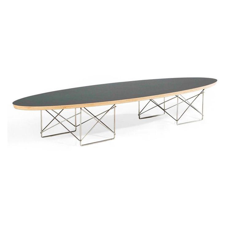Aeon Surf Coffee Table - CT4053-BLACK