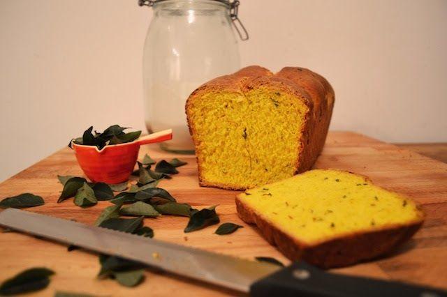 Modern Spice - Curry leaf bread