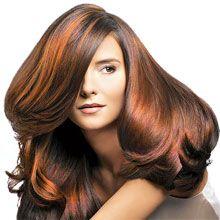 Продукты для здоровых волос