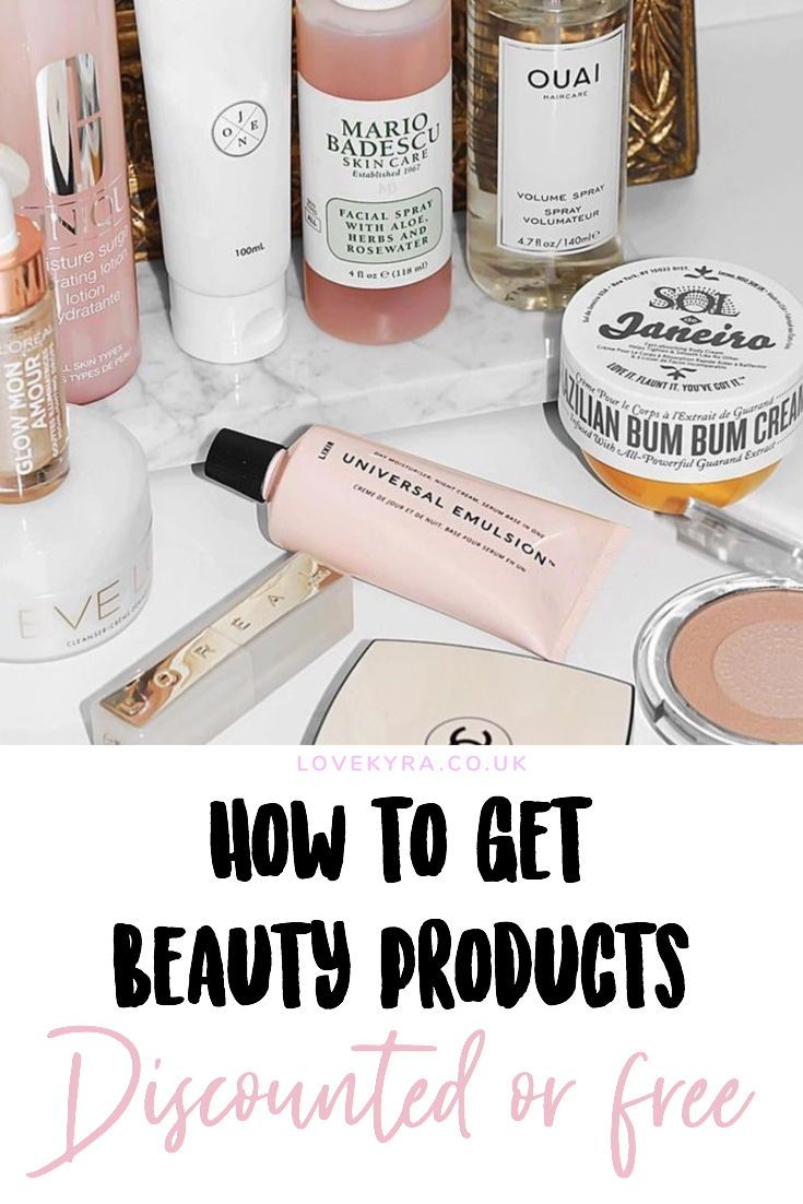 Free Or Discounted Makeup How To Save Money When Buying Beauty Products In 2020 Cheap Makeup Brands Get Free Makeup Best Cheap Makeup