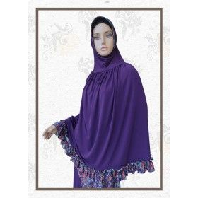 Busana Muslim - Amethyst Dress