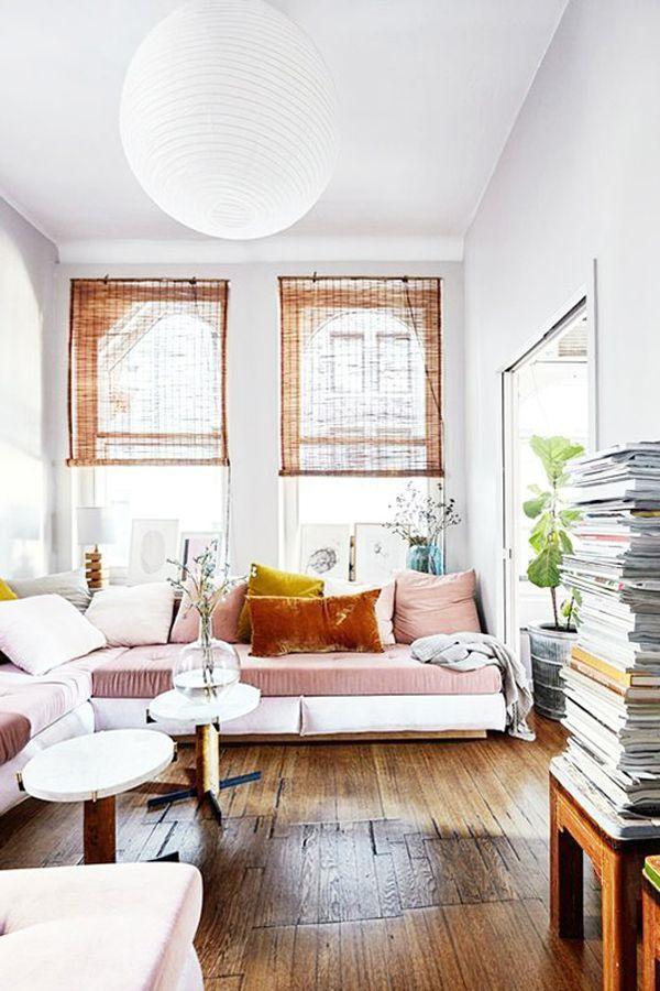 Fall Color Crush | Living Room
