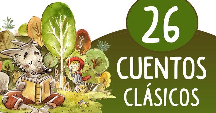 Cuentos clásicos infantiles ☺ para toda la familia. Cuentos tradicionales,populares y fantásticos para niños y adultos.