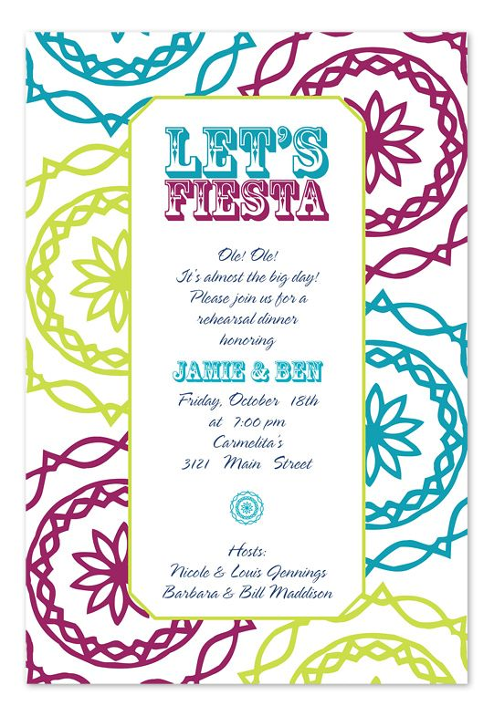 8 Best Party Invitation Images Mexican Fiesta