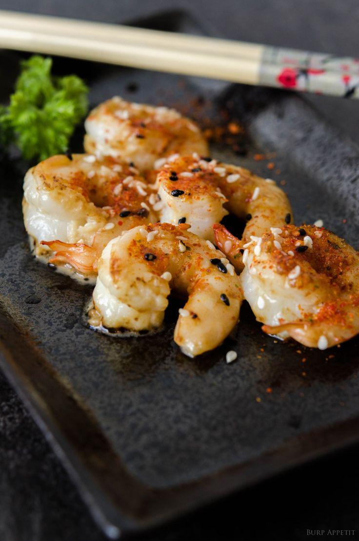 Blue apron yuzu kosho - Grilled Prawn With Yuzu Dressing