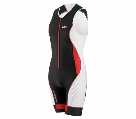 Louis Garneau Pro Trisuit.  Also available in Black & White.