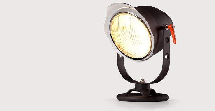 Cooper Table Lamp, Black