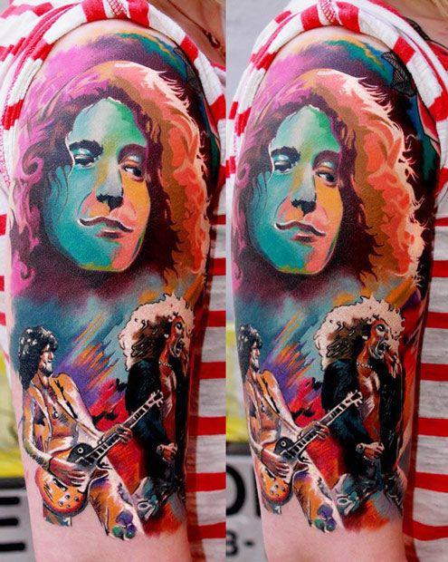 Artista: Pavel Krim #tattoo #tatuagem #tattooplace #inked #tattooplace www.tattooplace.com.br