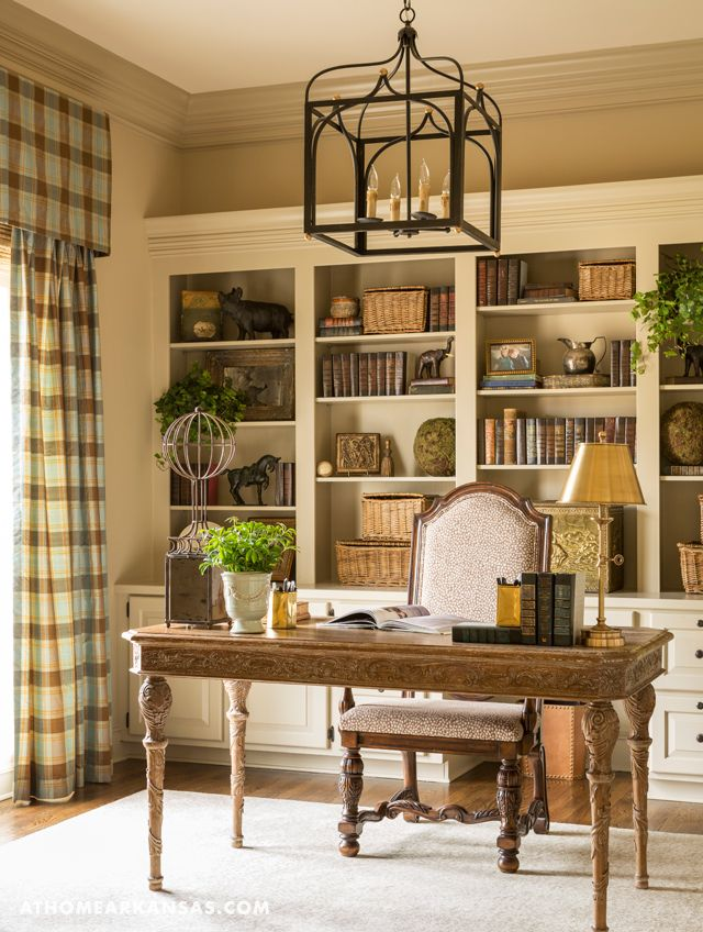 At Home in Arkansas | May 2015 | Newly Appointed, design by K. Lewis Interior Design, photography by Rett Peek