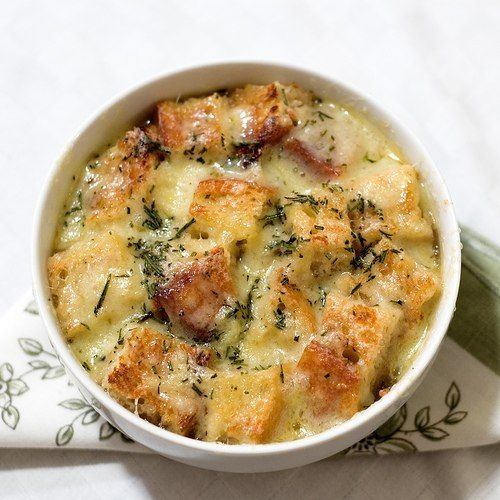 Onion Soup, Рецепты лукового супа