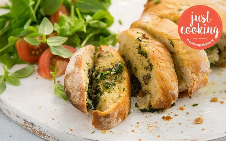 Three braai breads