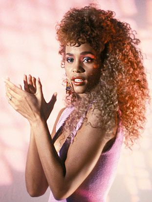 She rocked the 80's.  This is the Whitney I will always remember.  As she was when she sang 'I wanna dance with somebody'.  RIP