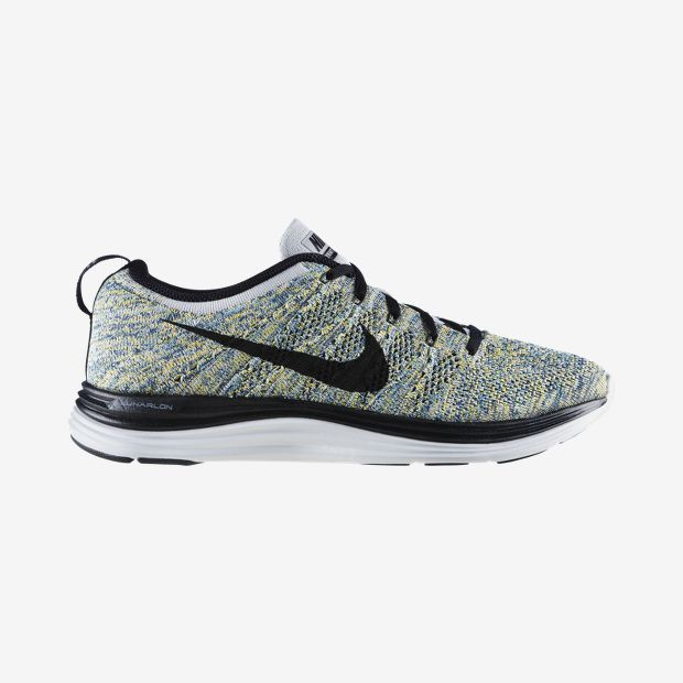 Nike Flyknit Lunar 1+ Men's Running Shoe