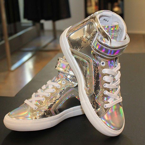 Pierre Hardy - Futuristic Sneakers