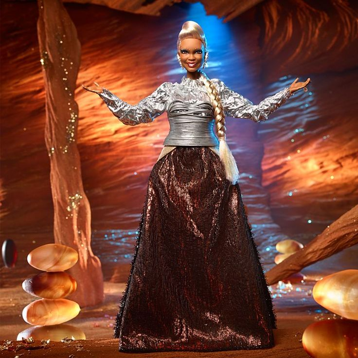 Inspired by the film A Wrinkle In Time, check out the Barbie Mrs. Which Doll (FPW25) at the official Barbie website. Explore all our A Wrinkle In Time dolls and collectibles today!