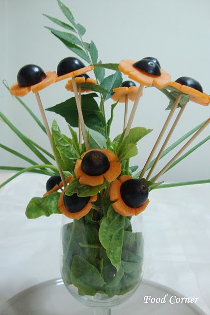 Best images about easy food garnish ideas on pinterest