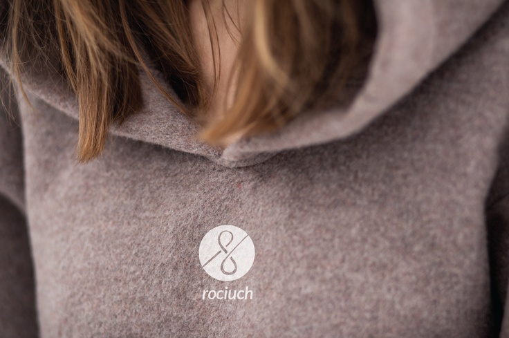 I am already here! warm wool hoodie    #rociuch #unisize #unisex #fashion # hoodie #wool