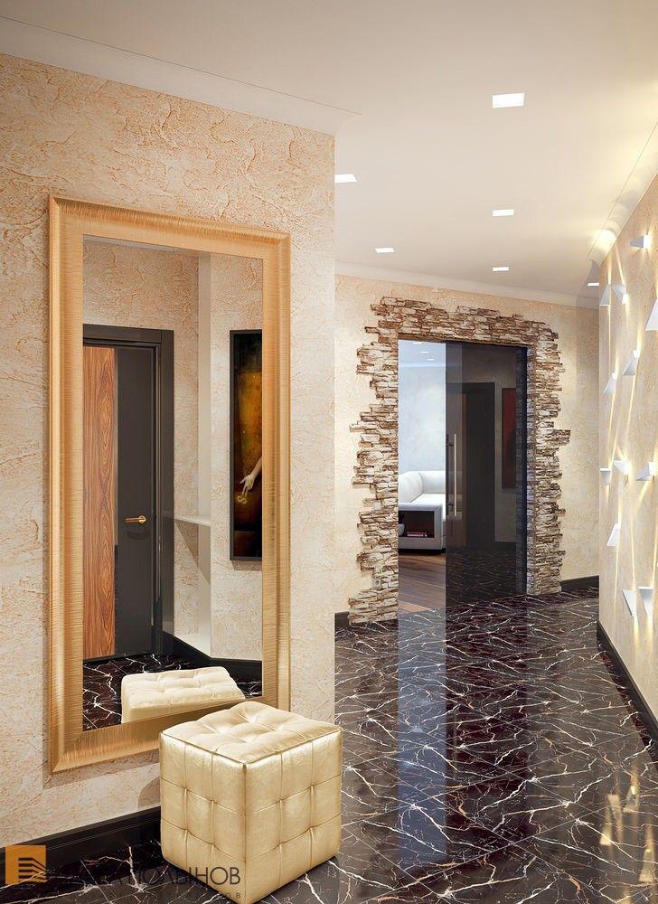 Светлый интерьер холла / Hallway / Hallway decor / Hallway ideas / by Pevel Polinov Studio #design #interior #homedecor #interiordesign