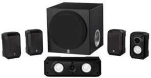 Amazon's Selling This Complete Yamaha Speaker System For Just $85 Right Now