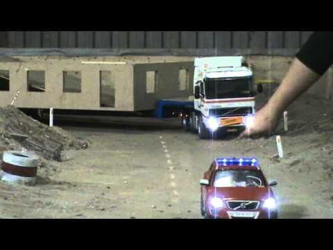 Rc Truck (Legedag 03-09-2011 sær) - YouTube