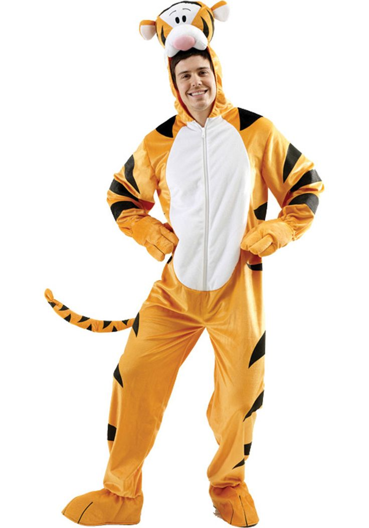 Tigger Costume - Disney & Cartoon Costumes at Escapade™ UK - Escapade Fancy Dress on Twitter: @Escapade_UK