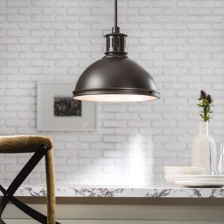 Shop for Pratt Street Metal 3-light Autumn Bronze Pendant with Glass Diffuser. Get free shipping at Overstock.com - Your Online Home Decor Outlet Store! Get 5% in rewards with Club O! - 15387945