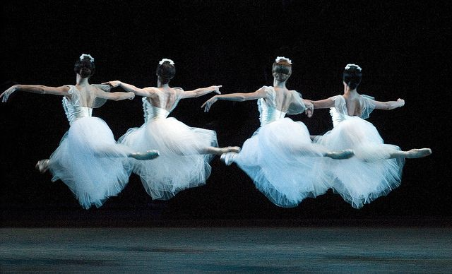 Amazing!!!     American Ballet Theatre's Giselle    March 22-25, 2012    Photo Giselle by Gene Schiavone. © American Ballet Theatre.