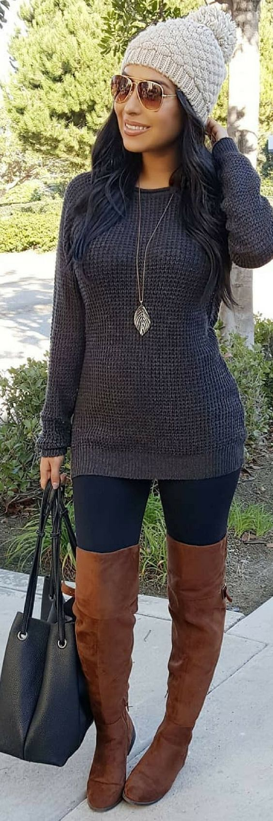 How To Style 10 Of The Most Charming Winter Outfits https://ecstasymodels.blog/2017/12/19/style-10-charming-winter-outfits/ #casualfalloutfits