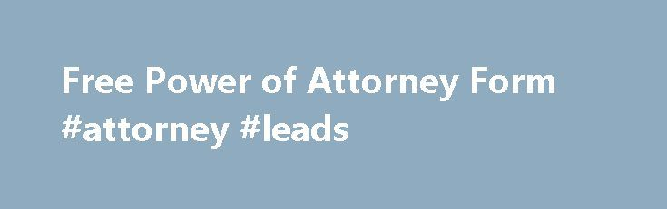 Virginia Uniform Power of Attorney Act Bean Kinney u2013 Korman P - power of attorney
