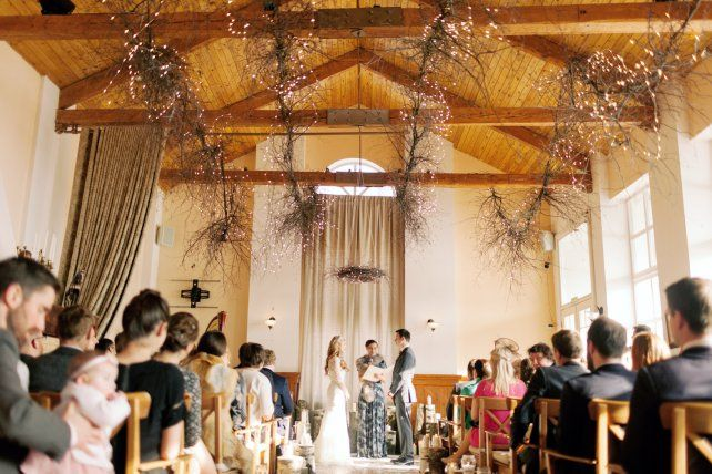 Зимняя волшебная свадьба по мотивам «Хроники Нарнии»