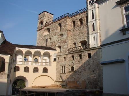 Castle - Sárospatak