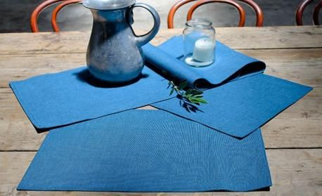 Blue Table Ceres Runner by Wam Decor - kitchen and dining products accessories