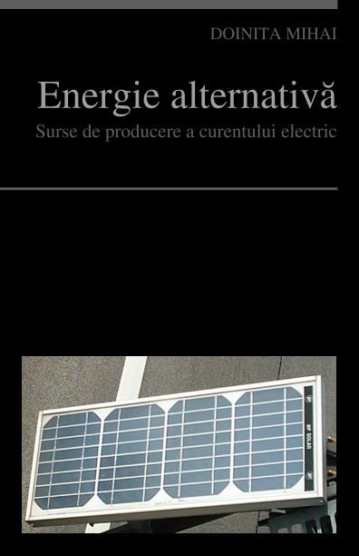 """PediaPress - Wikipedia Carte """"Energie Alternativă"""""""