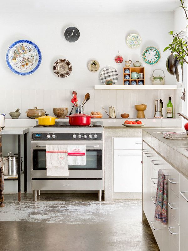 17 Best Ideas About Quirky Kitchen On Pinterest Funky