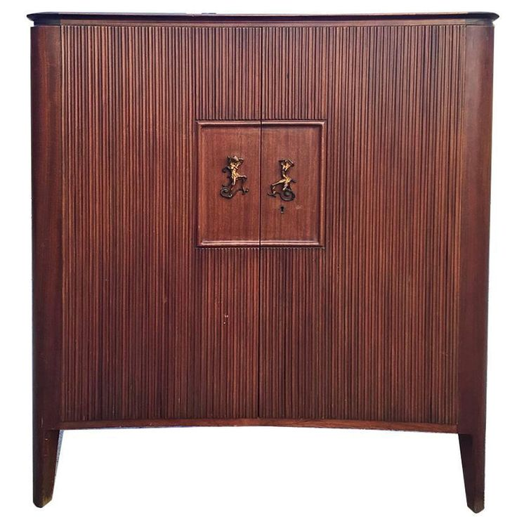 beautiful cabinet design osvaldo borsani from a unique collection of antique and