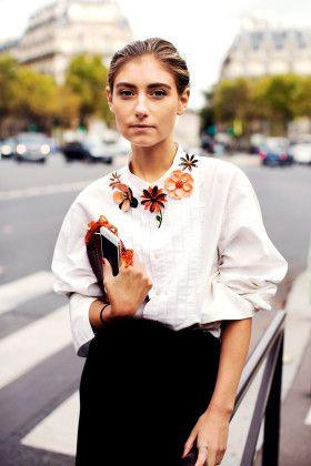 Why Jenny Walton Is the Latest Street Style Darling - Jenny Walton