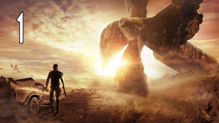 Mad Max - Walkthrough Part 1 Gameplay