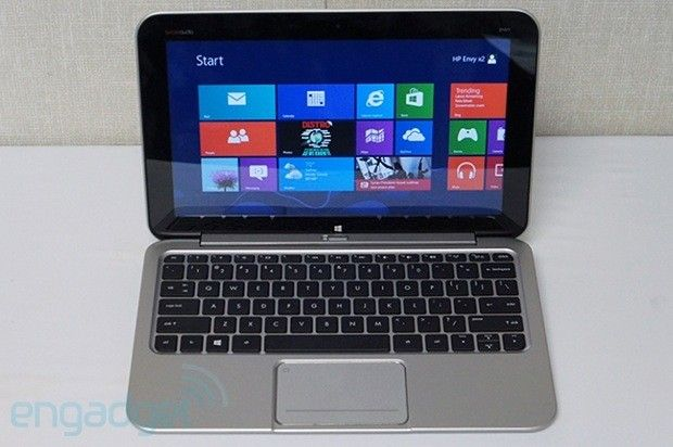 HP Envy x2 review: a tablet / laptop hybrid that fails to deliver the complete package