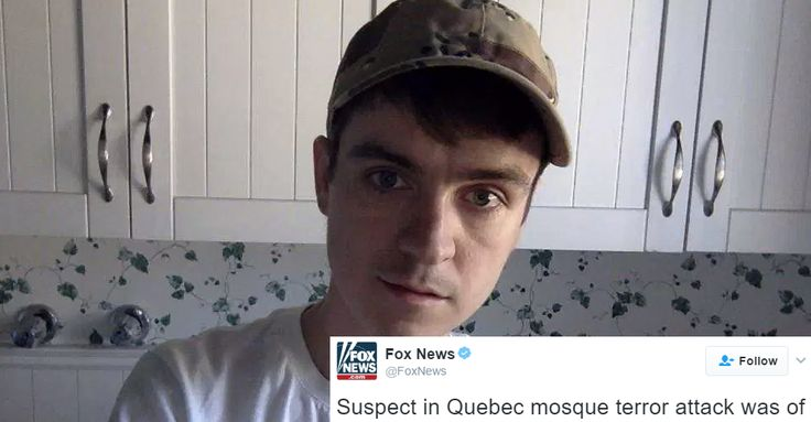 Fox News just misled its millions of followers with fake news, falsely suggesting that the perpetrator of a mass shooting at a mosque was Muslim.