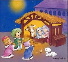 Resultado de imagen para pesebre navideño infantil
