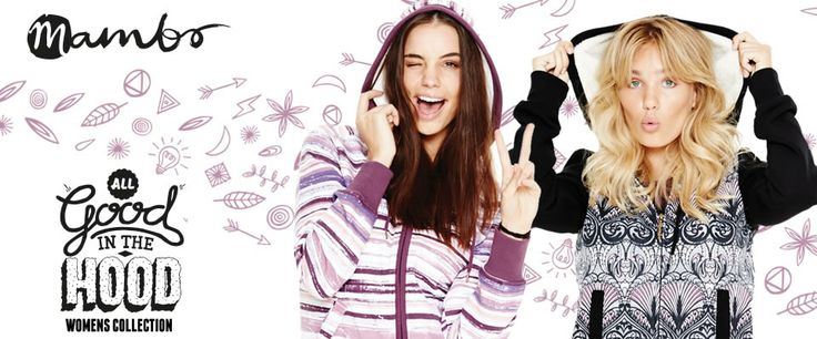 Mambo Womens Winter 14 Collection