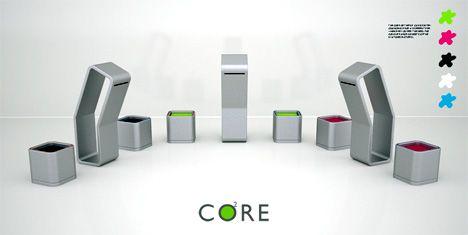 Сменные краны для ванной комнаты  Проект «Core» эстетичен и функционален, поэтому имеет полный успех среди других моделей.    краны, ванная