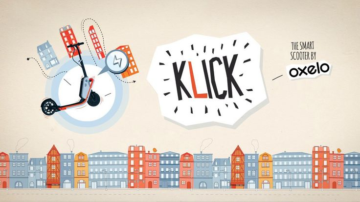 For the release of the new electric scooter Klick by Oxelo, we made the whole Art direction, graphic designs and animation of this motion design movie.  /// 24…