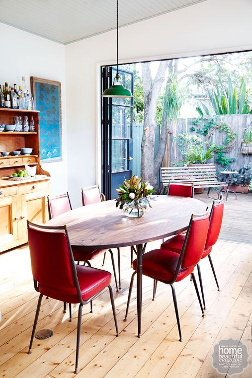 Home transformation: a retro renovation