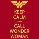 Call Wonder Woman!: Wonder Woman